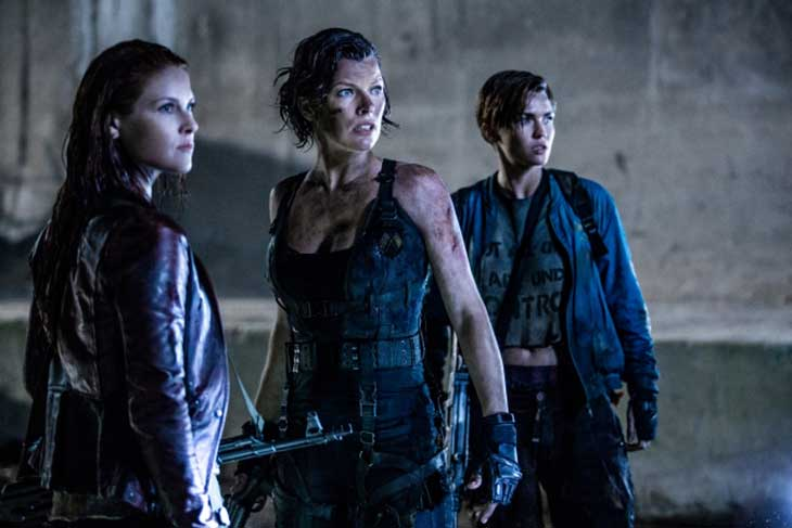 Primera imagen de Resident Evil: The Final Chapter