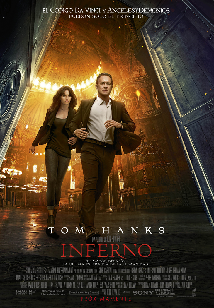 'Inferno' cartel definitivo