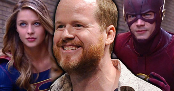 Joss Whedon podría dirigir Flash y Supergirl