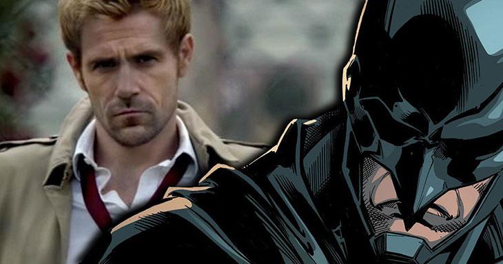 Ni Constantine ni Batman para el DC televisivo