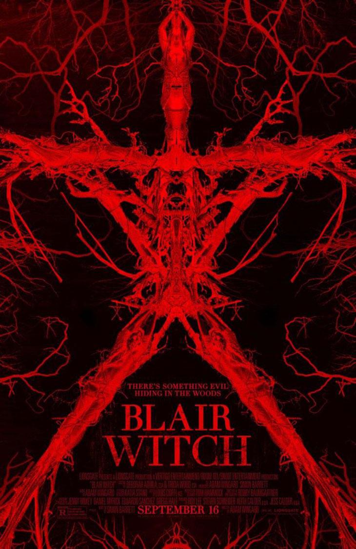Nuevo póster de Blair Witch