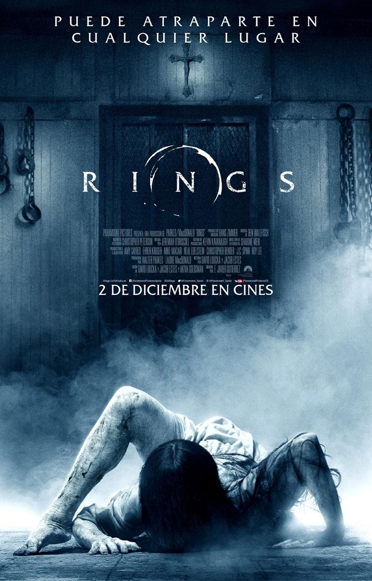 Póster de Rings