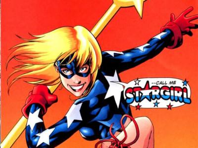 Sarah Grey será Stargirl destacada