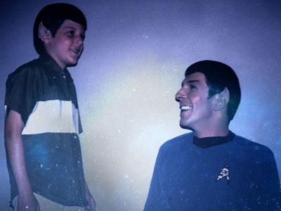 Imagen promocional de For the love of Spock destacada