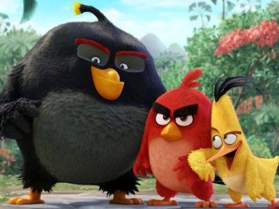 'Angry Birds, la película' llega a nuetros hogares en Blu-ray y DVD a partir del 7 de septiembre