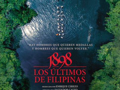 Primer póster de '1898: los últimos de Filipinas' destacada