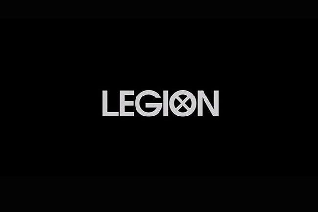Logo de la serie Legion destacada