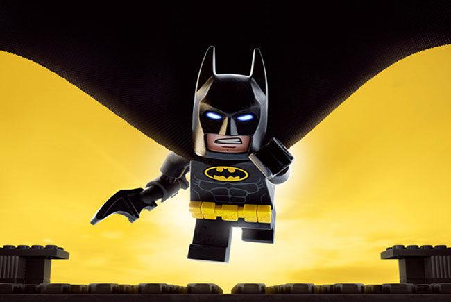 Póster de 'The LEGO Batman Movie' destacada