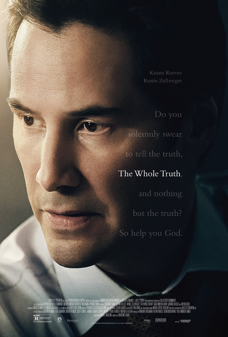 Póster de 'The whole truth'