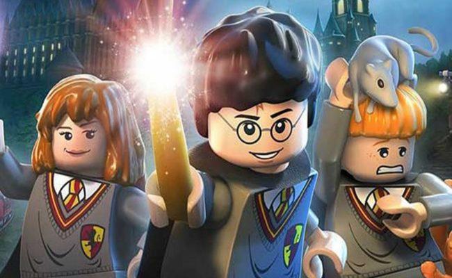 Colección LEGO Harry Potter