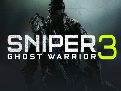 carátula juego sniper 3