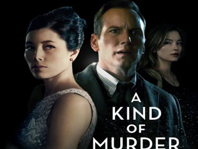 Póster de A Kind of Murder destacada