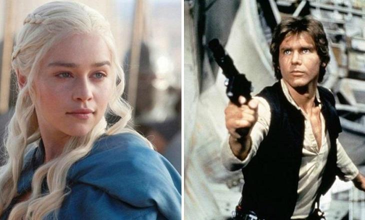 Emilia Clarke se une a la película sobre Han Solo
