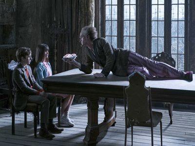 'Una Serie de Catastróficas Desdichas' presenta al Conde Olaf destacada