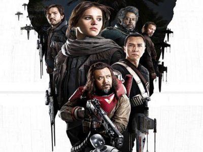 Póster IMAX de Rogue One DESTACADA