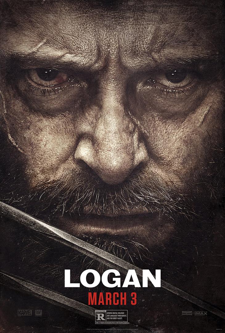 póster de 'Logan'