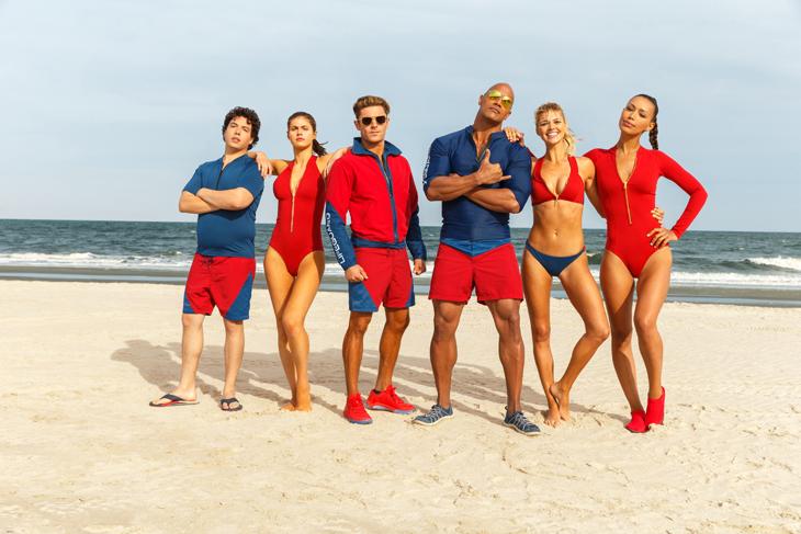 Nuevo Tráiler de 'Baywatch: Los vigilantes de la playa'