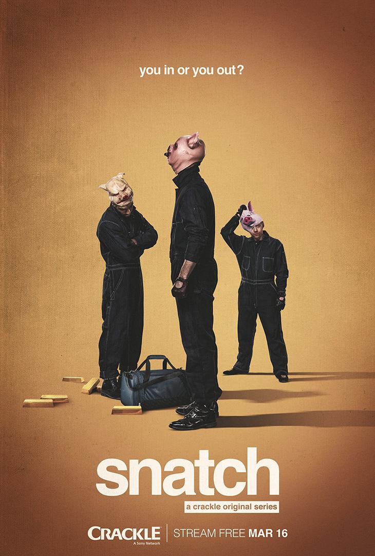 Póster de Snatch: la serie