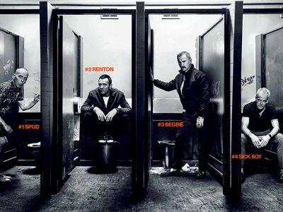 Póster en español de T2: Trainspotting destacada