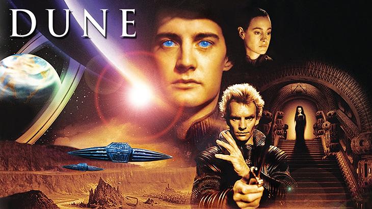 Una imagen promocional de Dune