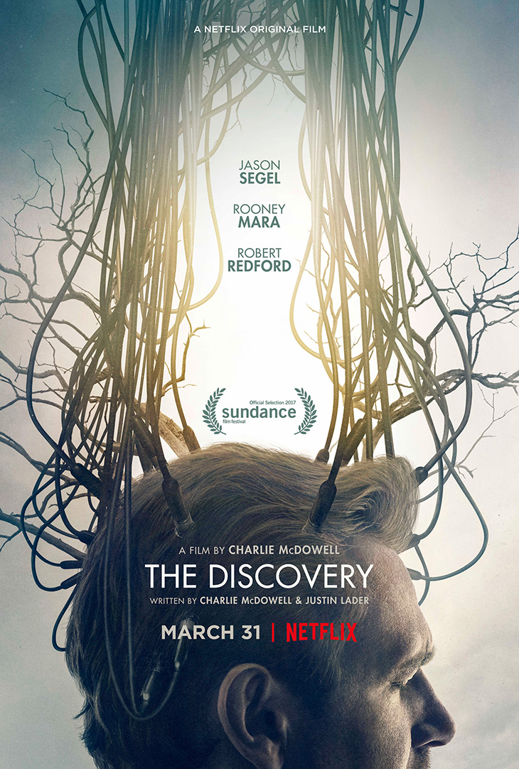Póster de The Discovery