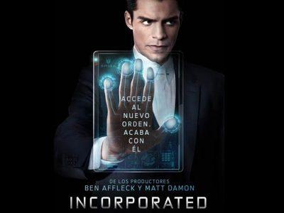 Syfy estrenará en España 'Incorporated', la nueva serie de Ben Affleck y Matt Damon