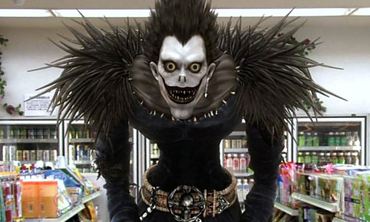 Netflix presenta avance de película de Death Note