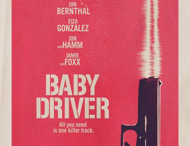 Póster de Baby Driver destacada