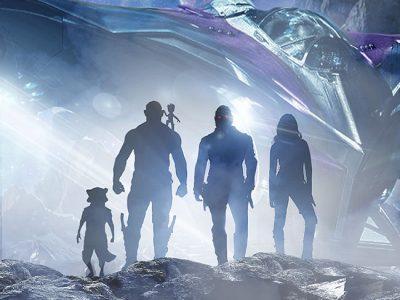 Póster de Guardianes de la Galaxia Vol.2 destacada