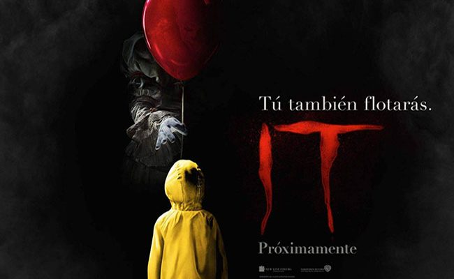Póster en español de It destacada
