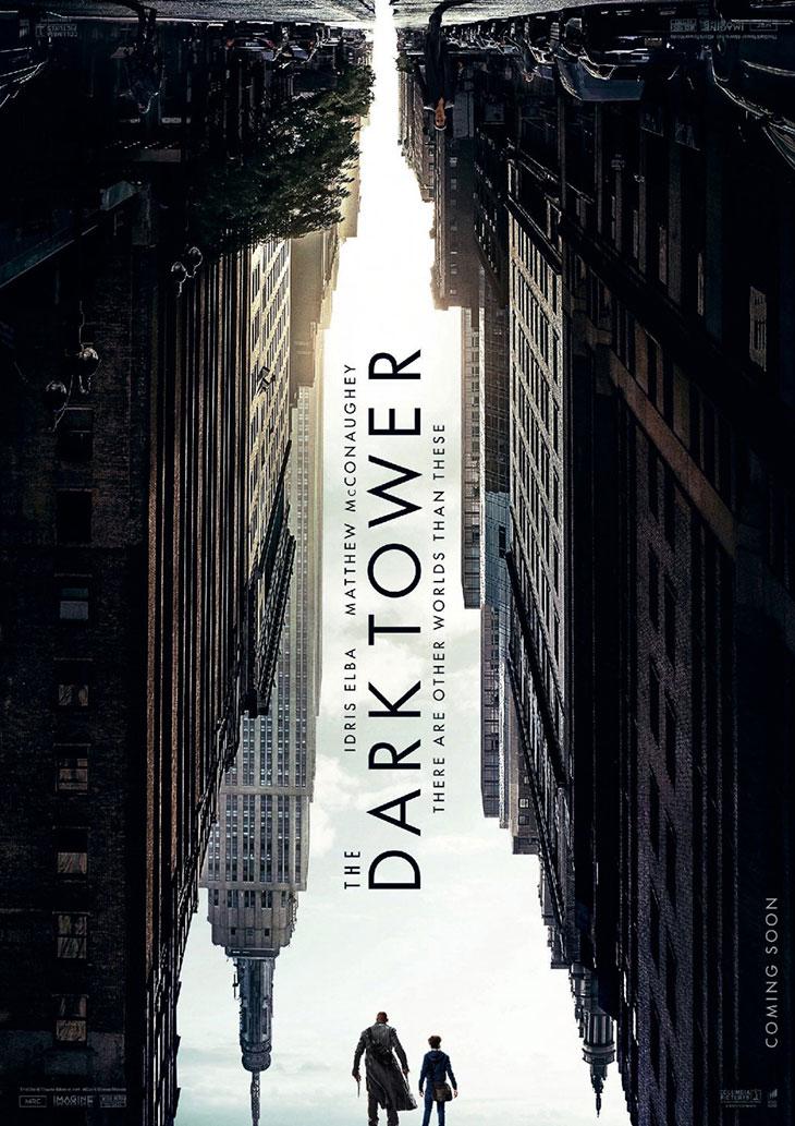 Teaser poster de 'La Torre Oscura'