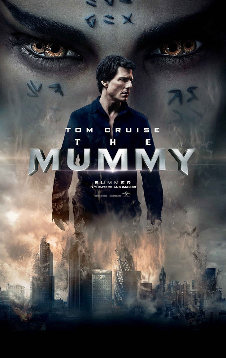 Nuevo póster de La Momia