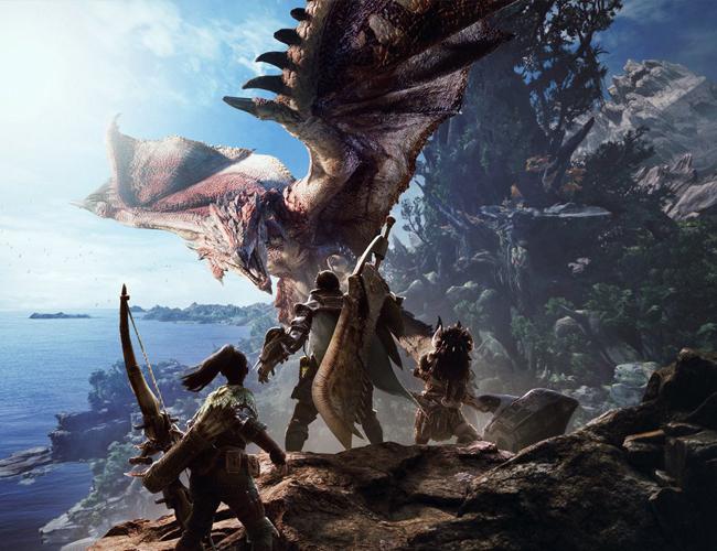 E3 2017: se anuncia Monster Hunter World