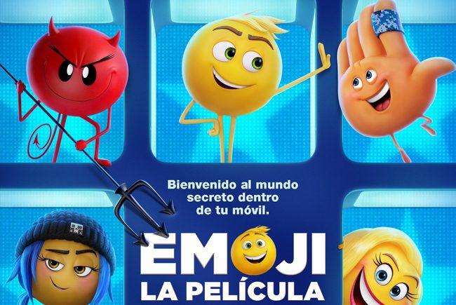 'Emoji la película' nuevo tráiler ya disponible