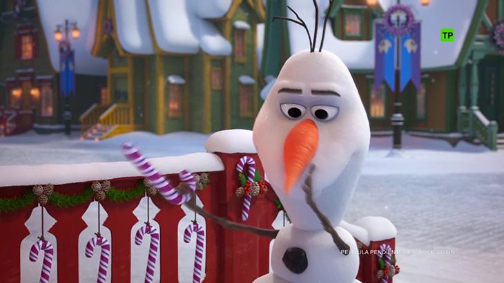 una imagen de Frozen: una aventura de Olaf