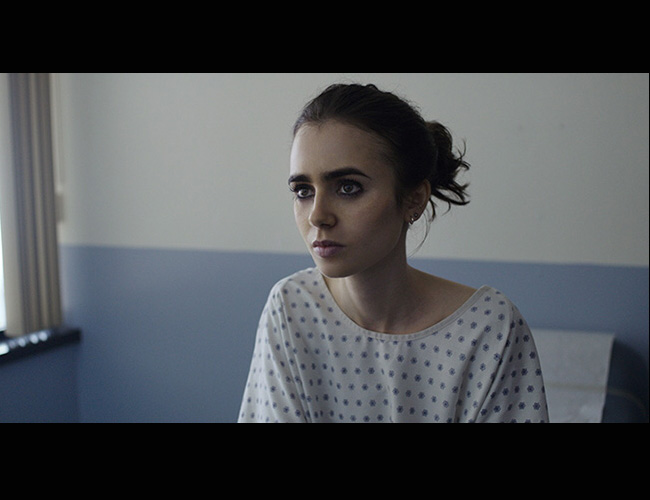 Lily Collins es anoréxica en tráiler de 'To The Bone'