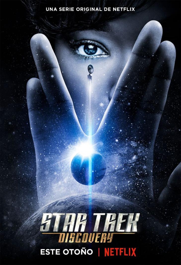 Póster de Star Trek Discovery