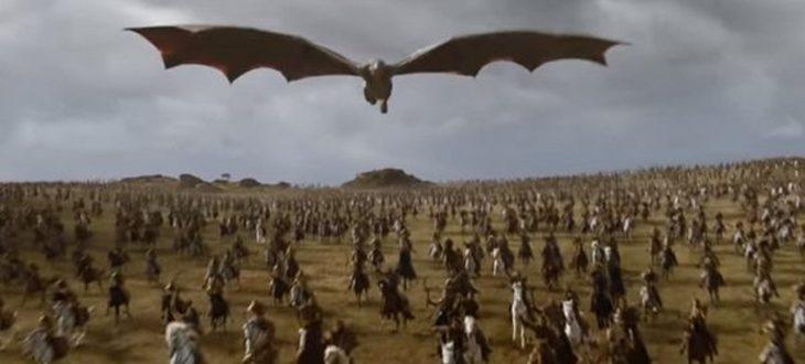 'Juego de tronos', fotograma séptima temporada, episodios:'Botines de guerra'