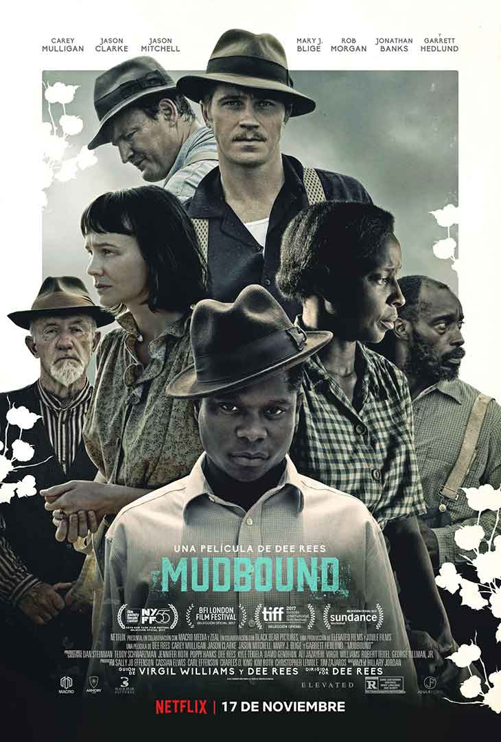 Póster de Mudbound