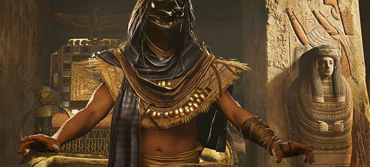 Fotograma 'Assasin's Creed Origins'
