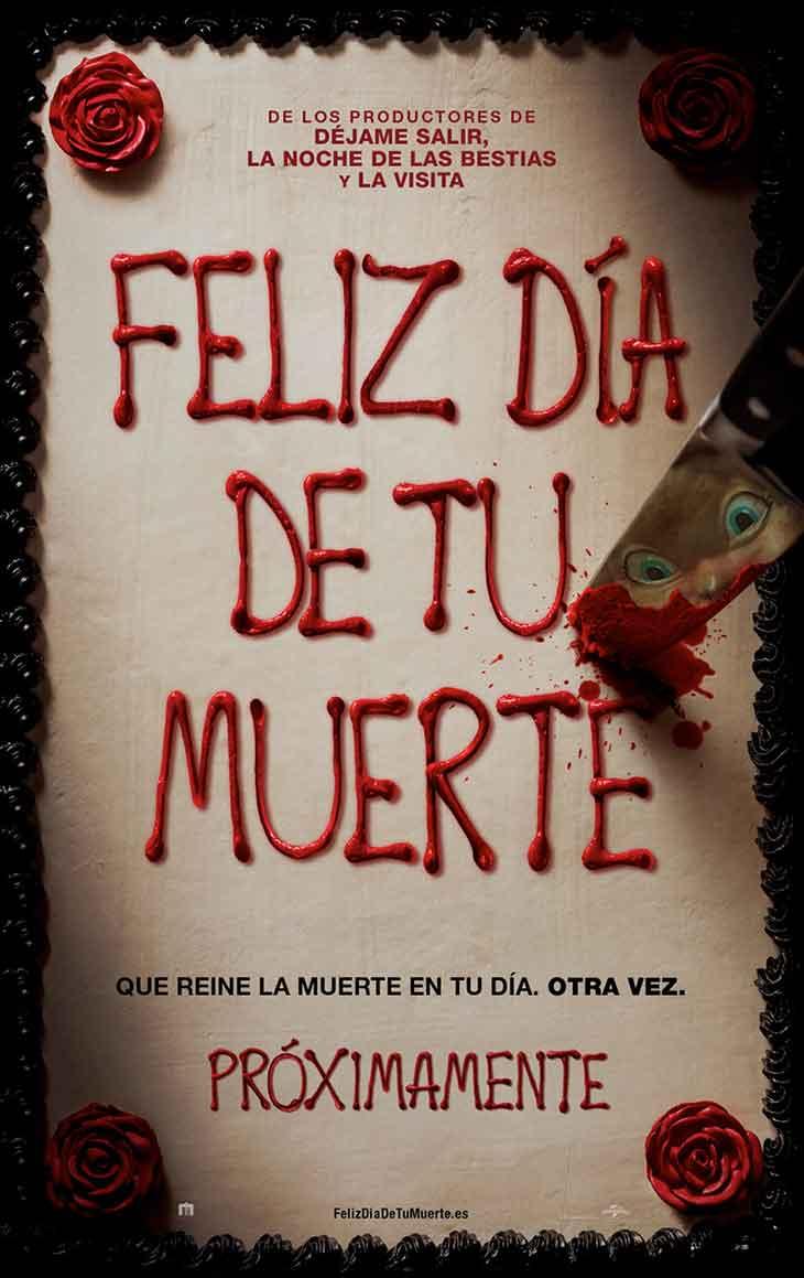 Poster de Feliz dia de tu muerte