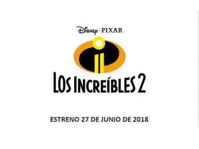 'Los Increíbles 2' destacada