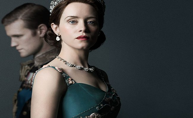 póster oficial de la segunda temporada de 'The Crown'destacada