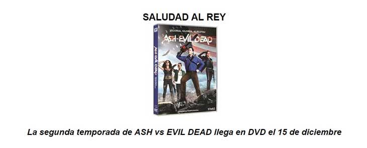 Portada de Ash vs Evil Dead