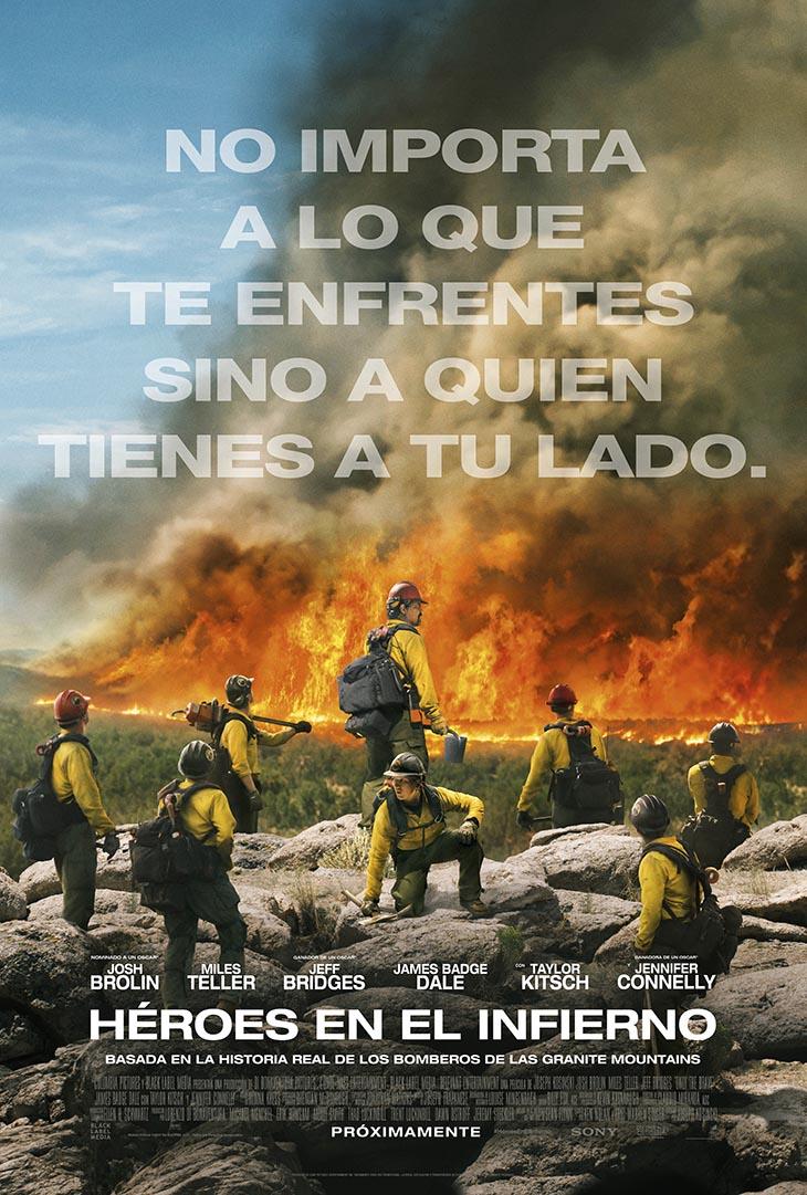 heroes en el infierno