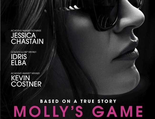 Cartel 'Molly's Game'