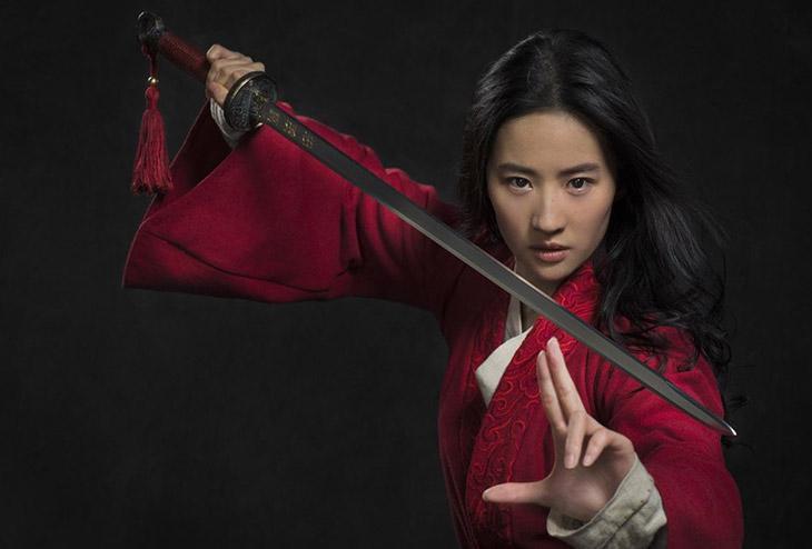 Primera imagen de Mulan
