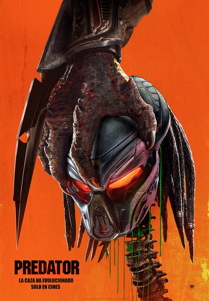 Cartel de Predator