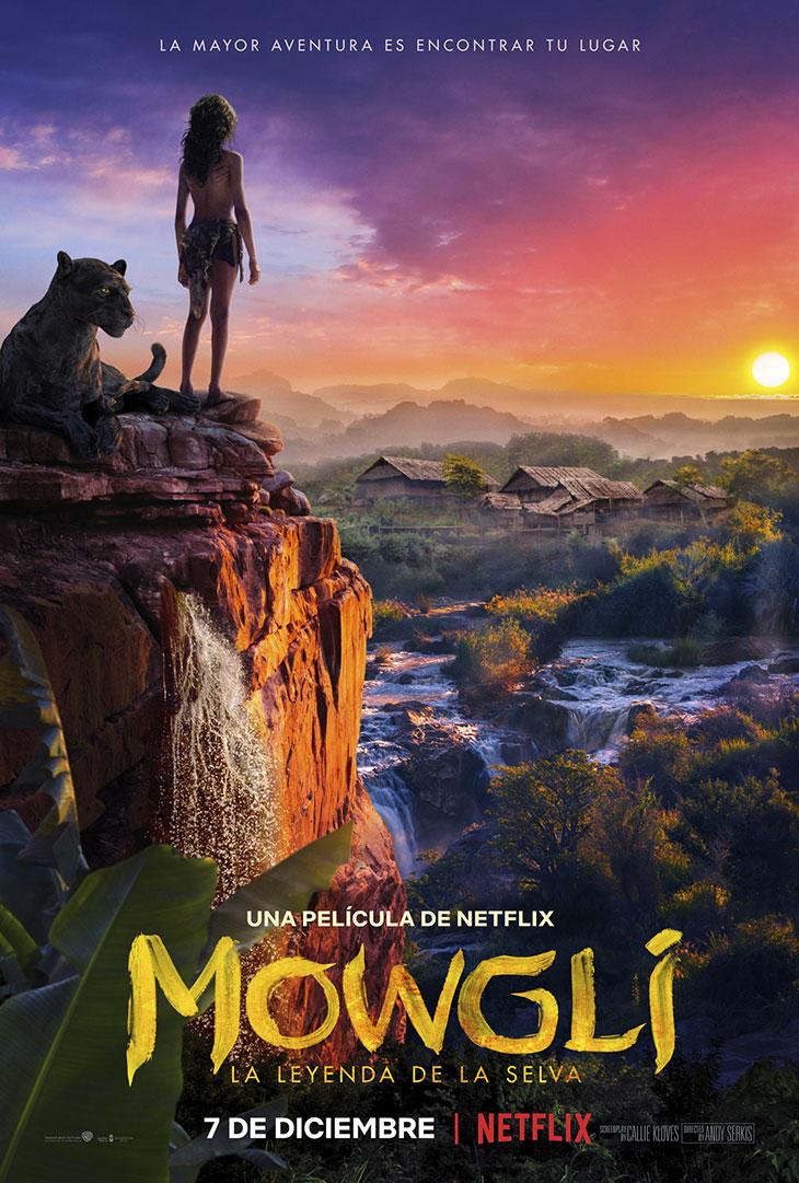 Póster de 'Mowgli. La leyenda de la selva'
