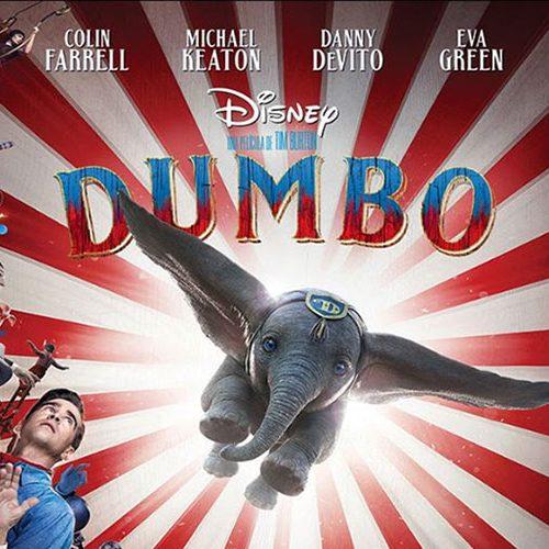 Dumbo Trailer Y Fecha De Estreno: ¡Nuevo Tráiler Del 'Dumbo' De Disney Y Tim Burton!